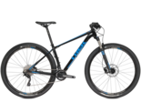 Trek Superfly 5 Black/Blue(2016)
