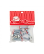 Penny Gumball Bolts Red