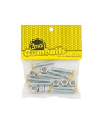Penny Gumball Bolts Yellow