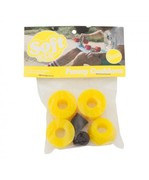 Penny Cushions Set 83A Yellow