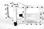 Deity Pedals TMAC White