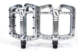 Deity Pedals TMAC Platinum Silver