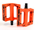 Deity Pedals Compound Orange