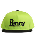 Penny Green and Black Snapback