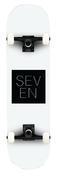 SEVEN Black Box Logo Complete - 7.8