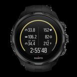 Suunto Spartan Sport Wrist HR All Black (including Belt)